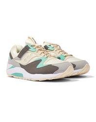 Saucony Grid 9000 Trainer Grey Mint
