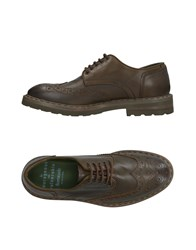 Barracuda Lace Up Shoes Grey