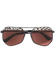 Grey Ant Hexcelled Sunglasses Nude Neutrals