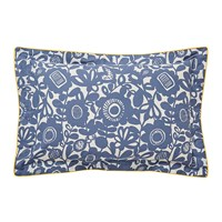 Scion Kukkia Oxford Pillowcase Ink And Charcoal