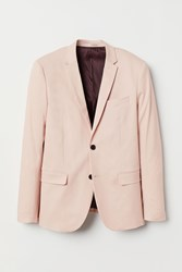 Handm H M Blazer Skinny Fit Orange