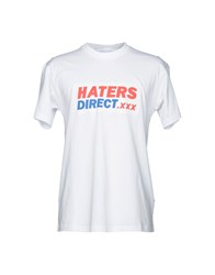 Christopher Shannon T Shirts White