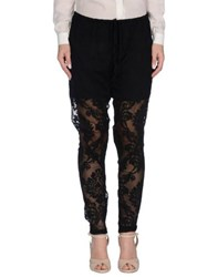 Jucca Trousers Casual Trousers Women Black