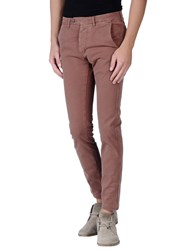 Individual Trousers Casual Trousers Men Light Brown
