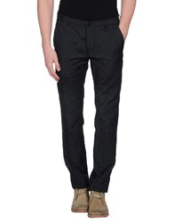 Christian Pellizzari Trousers Casual Trousers Men Steel Grey