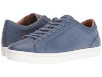 Lacoste Straightset 416 1 Dark Blue Men's Shoes