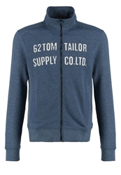 Tom Tailor Tracksuit Top Grau Grey
