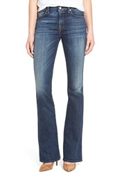 Women's 7 For All Mankind A Pocket Flare Jeans La Palma Blue