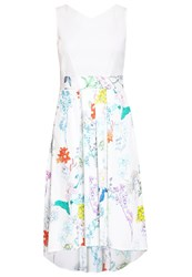 Closet Summer Dress Multi Multicoloured
