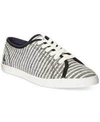 Nautica Lanyard Canvas Sneakers Women's Shoes