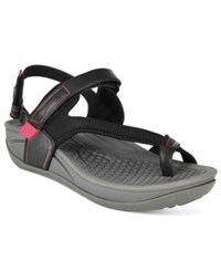 Bare Traps Debby Flat Sandals Women's Shoes Black