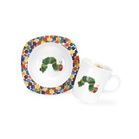The Very Hungry Caterpillar Caterpillar Mug And Bowl Set