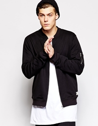 Bellfield Sweat Bomber Black
