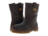 Dr. Martens Work 2295 St Im Wellington Gaucho Volcano Men's Work Pull On Boots Brown