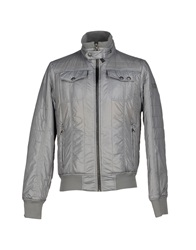 Gas Jeans Gas Jackets Grey