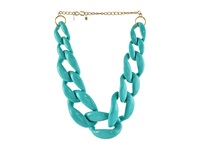 Kenneth Jay Lane The Housewives Go To Necklace Turquoise Necklace Blue