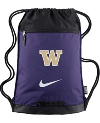 Nike Washington Huskies Training Gym Bag Team Color