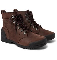 Sorel Ankeny Waterproof Leather Boots Brown