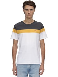 Levi's Golden Plover Stripe Forged T Shirt Multicolor