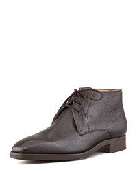Peccary Chukka Boot Dark Brown Gravati