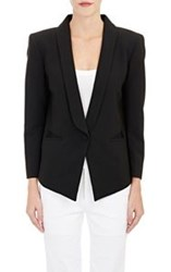 Boy By Band Of Outsiders Single Button Blazer Black Size 1 2 Us