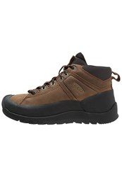 Keen Citizen Wp Walking Boots Dark Earth Brown
