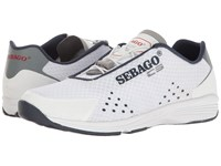 Sebago Cyphon Sea Sport White Grey Textile Women's Shoes