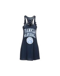 Franklin And Marshall Short Dresses Military Green