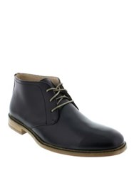 Deer Stags Seattle Leather Chukkas Black