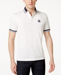 Tommy Hilfiger Men's Barnaby Polo Snow White
