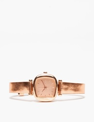 Komono Moneypenny Metallic Rose Gold