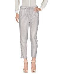 Suncoo Trousers Casual Trousers Light Grey