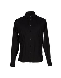 Gazzarrini Shirts Shirts Men Black