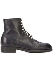 Guidi Ankle Boots Men Calf Leather Leather 39 Black