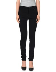 Byblos Trousers Casual Trousers Women Black