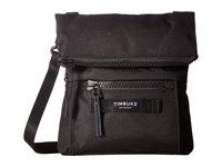 Timbuk2 Cargo Crossbody Jet Black Cross Body Handbags