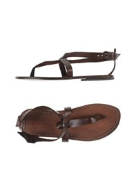 Local Apparel Footwear Thong Sandals Women