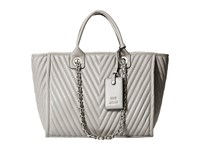 Steve Madden Balec Grey Tote Handbags Gray