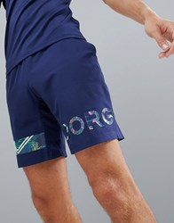 Bjorn Borg Performance August Shorts Navy