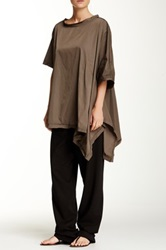 Planet Flounce Tunic Green