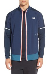 New Balance Men's 'Precision' Athletic Fit Running Jacket