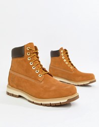 Timberland Radford 6 Inch Boots In Wheat Brown