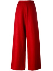 Societe Anonyme Summerlene Pants Red