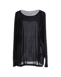 By Malene Birger Topwear T Shirts Women Black