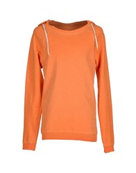 Reign Topwear Sweatshirts Men Orange