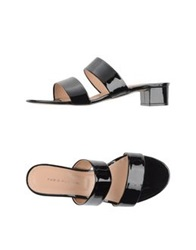 Fabio Rusconi Sandals Black