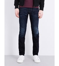 Armani Jeans J06 Slim Fit Tapered Dark Blue