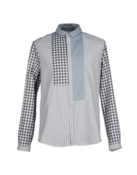 Richard Nicoll Shirts Grey