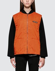 Places Faces Vest Jacket
