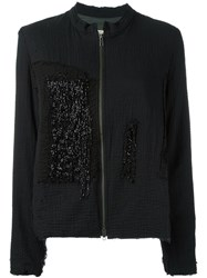 By Walid 'New Classic' Jacket Black